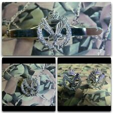 Army Air Corps Lapel / Cuff Links / Tie Bar Gift Set AAC
