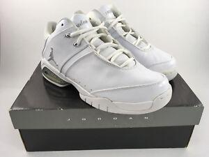 Jordan shoes Team Reign Low White