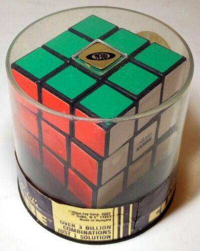 UNOPENED original 3x3x3 Rubik's cube 3x3 new genuine mint factory sealed