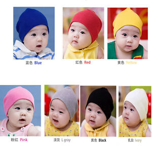 Infant-Baby-Boy-Girl-Soft-Cotton-Beanie-Hat-Knitted-Kid-Winter-Warm-Cap-Gift