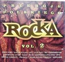 'PRZEBOJE POLSKiego Rocka vol.2 - (Varius Manx,Ziyo,Hey,Skalwaker,Nazar,Wilki,