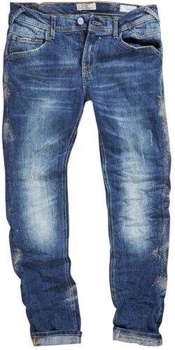 Blend Hommes Rock Jeans Pantalon Middle Blue Regular Fit Style Neuf 20701150