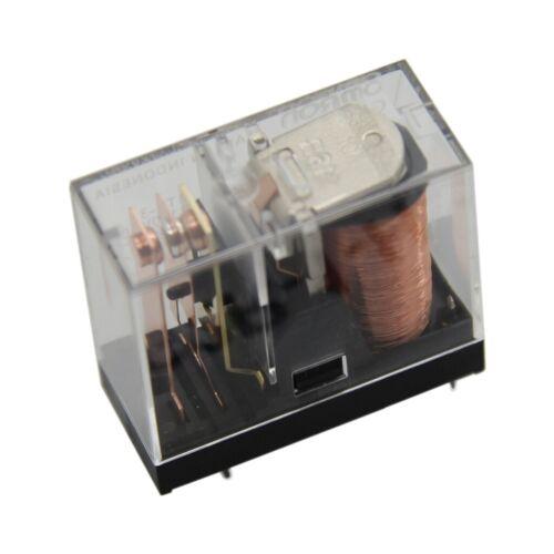 G2R-2-48DC Relay electromagnetic DPDT Ucoil48VDC 5A//250VAC 5A//30VDC G2R-248VDC