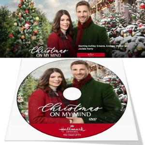 CHRISTMAS ON MY MIND DVD 2019 HALLMARK MOVIE Case/No Cover | eBay