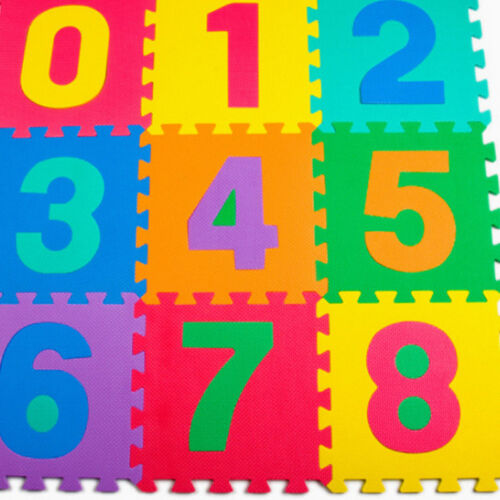 Kid Foam Learning Alphabet Letters Puzzle ABC Floor Play Mats Tiles Exercise Gym