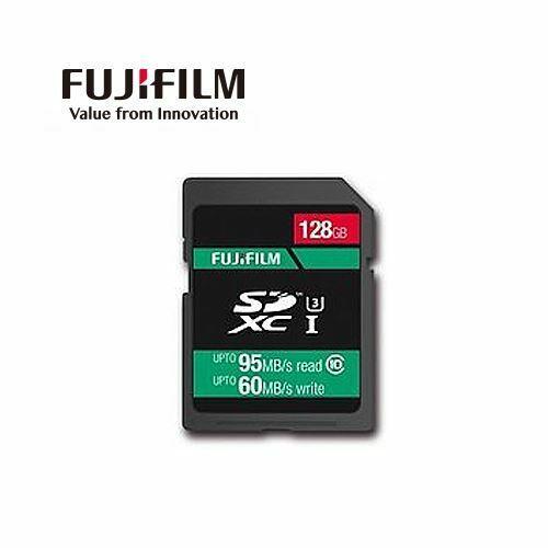 Fujifilm 128 Go Sdxc Classe 10 Uhs-i U3 Carte Mémoire Sd Pour Slr Ou Hd Vidéo êTre Hautement Loué Et AppréCié Par Le Public Consommateur