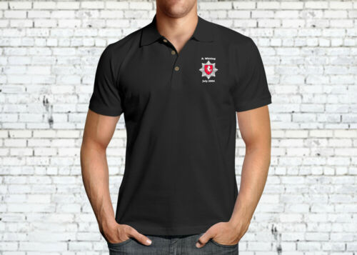 Kent Fire and Rescue Personalised Polo Shirt