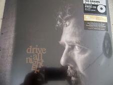 "GLEN HANSARD ""DRIVE ALL NIGHT"" EP 10"" VINYL VERY RARE + CD FEAT EDDIE VEDDER"