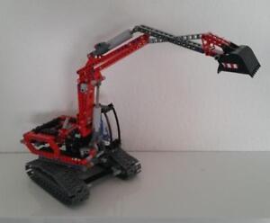 "LEGO Technic 8294 ""Bagger"" u. LEGO Technic 8293 ""Power Functions"" - Höchst, Österreich - LEGO Technic 8294 ""Bagger"" u. LEGO Technic 8293 ""Power Functions"" - Höchst, Österreich"