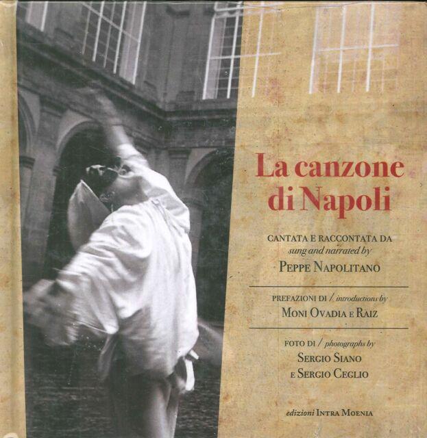 Canzone di Napoli. Cantata e raccontata da Peppe Napolitano - [Intra Moenia]