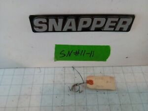 FREE S/&H Snapper NEW OLD STOCK 7012126 12126 Spring