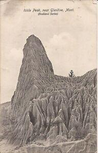 Glendive-MONTANA-Icicle-Peak-Badlands-1909