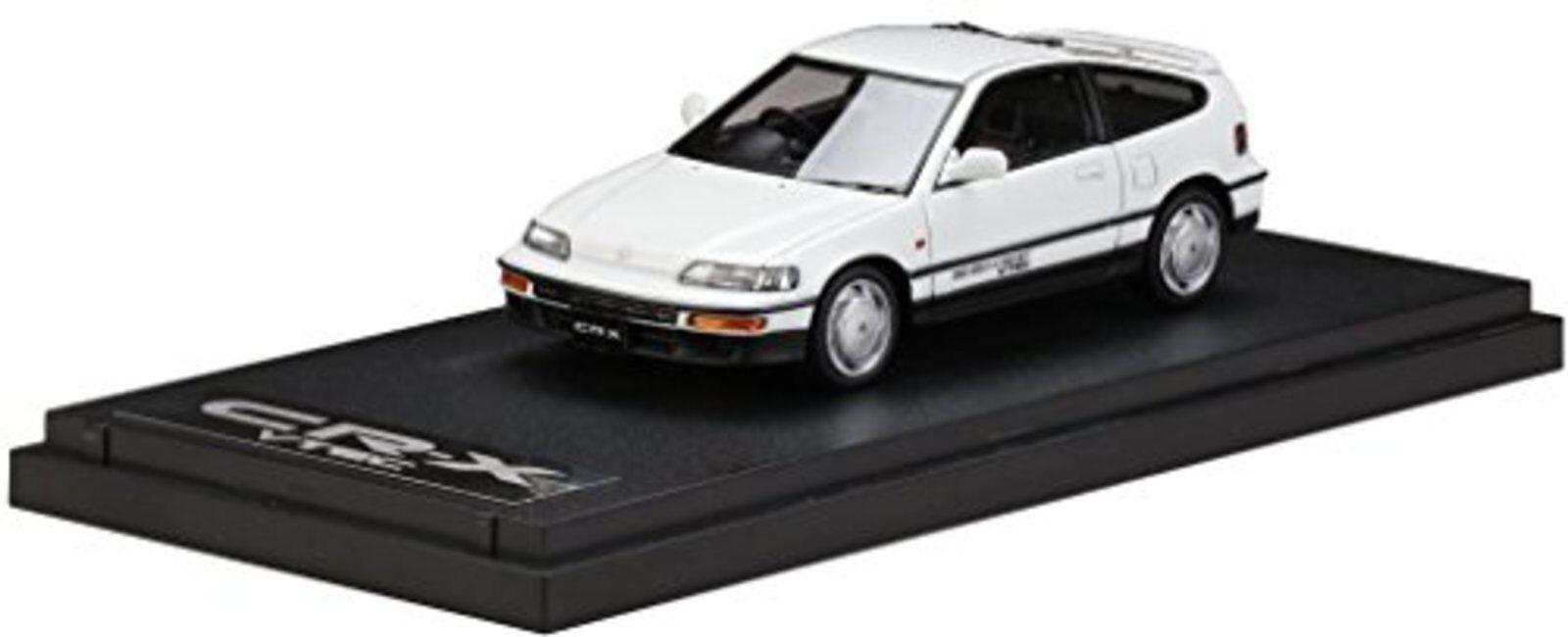 Mark43 1 43 Honda Cr-X Sire (Ef8) 1989 W Blanc   Suivi Mouvements   Nouveau De