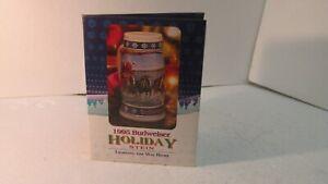 Budweiser-Anheuser-Busch-1995-Holiday-Stein-Lighting-All-The-Way-hd1244