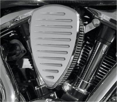 Baron Custom Accessories Big Air Kit Chrome Pinstripe BA-2074-13