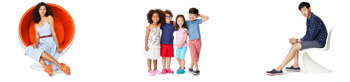 Shop event Buy 2 Get 40% off on Crocs UK Shop Crocs UK exclusive range.