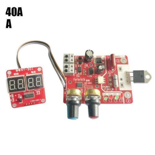 NY-D01 100A//40A Spot Schweißen Maschine Control Board Panel Controller B7F4