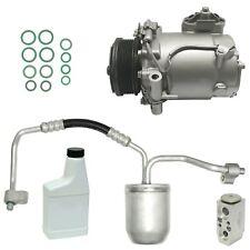 RYC Remanufactured Complete AC Compressor Kit A012 Fits 2001 Honda Civic 1.7L