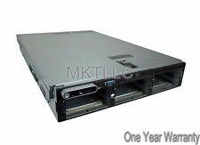 """2x Xeon E5440 2.83GHz QC 8GB No HDD PERC6i No Ears Dell 2950 lll 2U LFF 3.5"""""""