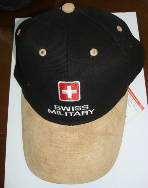 new arrival ea933 f6df1 10 x Baseball caps UK licensed seller Swiss Military Brand bulk buy