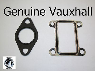 Vauxhall Astra H//Signum//Vectra C /& Zafira EGR Valve Gasket 93178885 Elring New