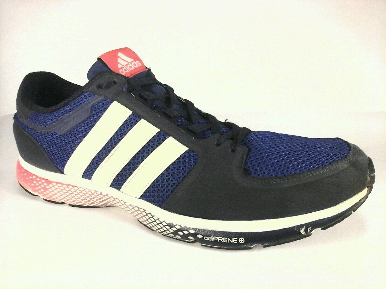 ADIDAS Sneakers Oregon Blue/White Retro Style Shoes Men's US 14 M