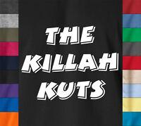 Rare The Killah Kuts T-shirt Dj 12 Vinyl Retro Ny Nyc Hip Hop Bootleg Label Tee