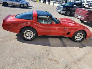 1980 Chevrolet Corvette $19,950 CERTIFIED