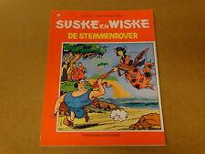 STRIP / SUSKE EN WISKE 84: DE STEMMENROVER | Herdruk 1991