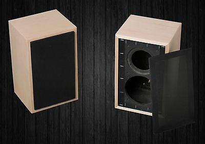 speaker box for Rogers LS 3//5a Black Oak