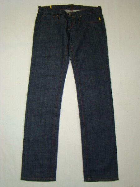 MELTIN´POT MENDEL TIGHT CUT JEANS NEW  women trousers pants dark denim