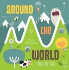 Trace the Trail: Around the World by Craig Shuttlewood (Board book, 2015)