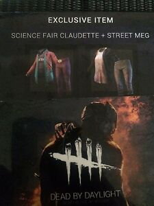 Dead-By-Daylight-Science-Fair-Claudette-Street-Meg-EXCLUSIVE