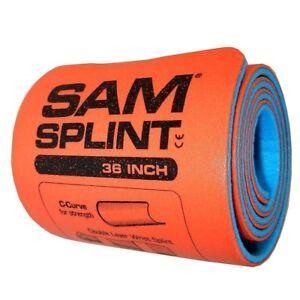 Emergency-Splint-mouldable-36-034-Wrist-Arm-Ankle-SAM-SPLINT-FIRST-AID