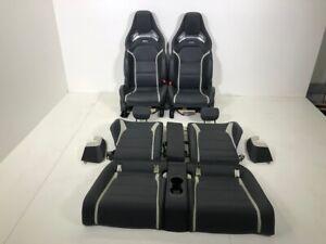 Sedili-Performance-pelle-Sedili-Mercedes-Benz-C63-S-AMG-Coupe-W205-C205-Rhd