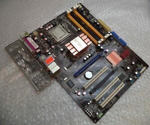 Genuine-ASUS-P5KPL-1600-Socket-LGA-775-Motherboard-w-CPU-IO-Plate