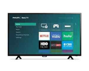 "Philips 43PFL4962/F7 43"" 1080p 4000 series Roku LED-LCD TV"