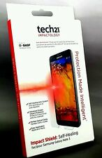 GENUINE SAMSUNG GALAXY NOTE 3 TECH 21 ADVANCED SELF HEALING SCREEN PROTECTOR