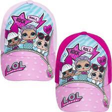 ✨L.O.L Surprise Dollface Trucker Cap Hat Flip Sequins Adjustable LOL NEW RARE ✨