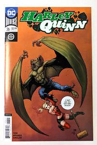 DC Comics NM Harley Quinn #37 Frank Cho Variant