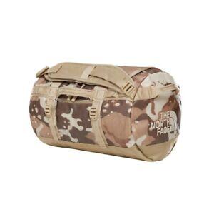0eac840f8 The North Face Base Camp Duffel XS Mohab Khaki Camo Duffle Bag Suitcase