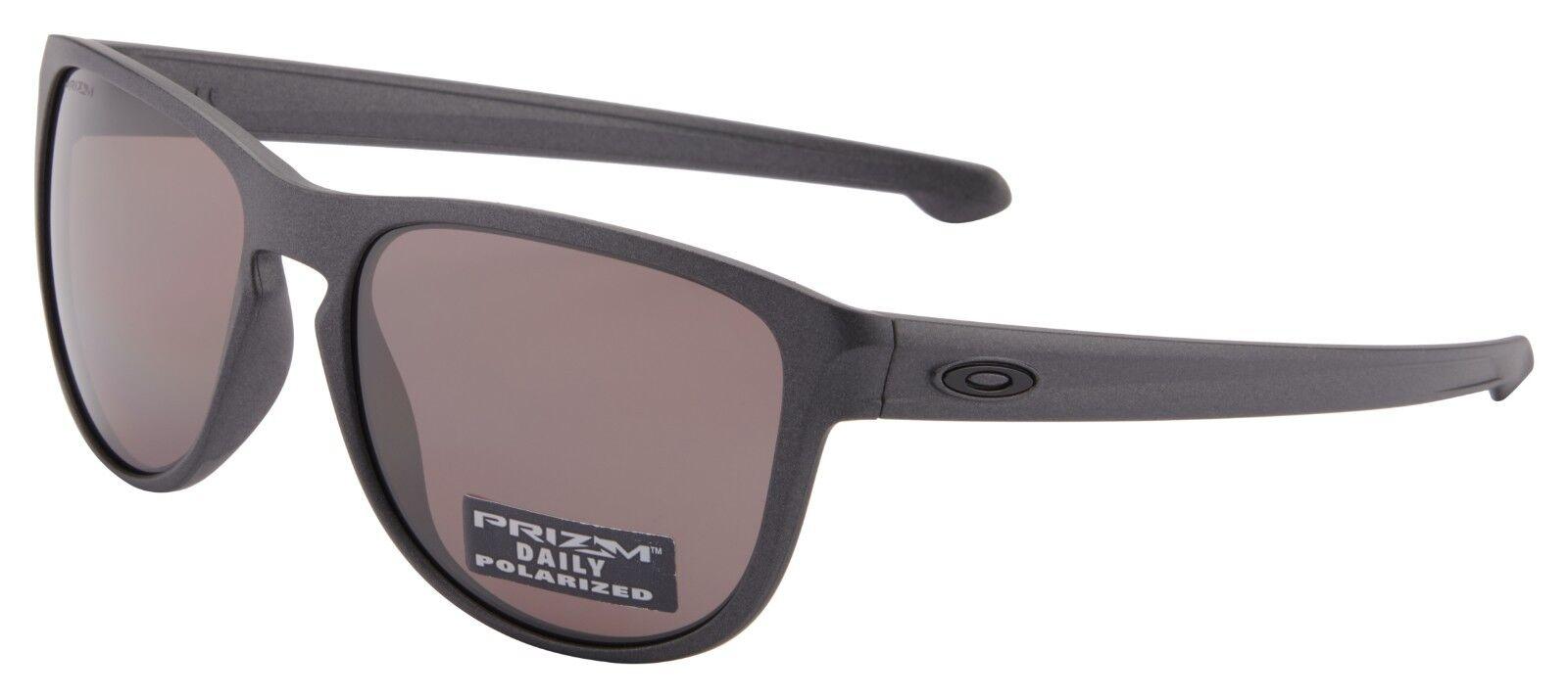 Oakley Sunglasses Sliver R Steel Prizm Daily Polarized Oo9342-08 for ... 3e50ae0c3a