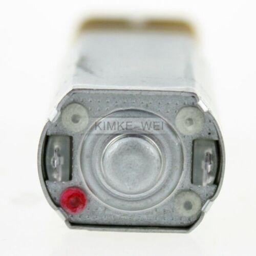 Getriebe Motor elektrisch 6V 120U//min für Modellbau Neu