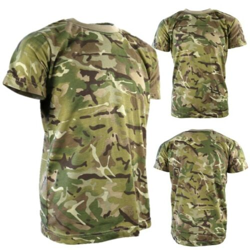 World Book Jour Garçons Armée Costume Kids pantalon t-shirt Cap Fancy Dress BTP Camouflage