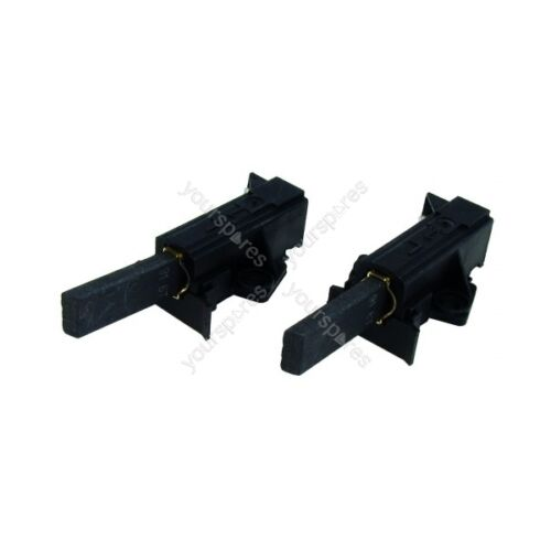 Pack of 2 Hotpoint WD440 Washing Machine Carbon Brush and Holder