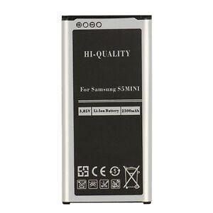 hi-quality Ersatzakku (Ohne NFC) für Samsung Galaxy S5 Mini SM-G800F Handyakku