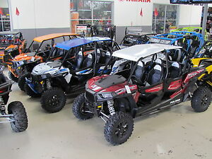 Image Is Loading Polaris 2014 2018 Aluminum RZR Roof Top XP