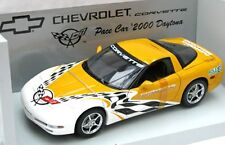 UT MODELS 30041 CHEVROLET CORVETTE model Pace Car 2000 24hr Daytona 1:18th scale