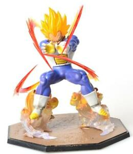 Toys & Hobbies Dragon Ball Z Goku Super Saiyan Awakening Gohan Father Trunks Vegeta Pvc Anime Figure Dbz Collection Model 17cm