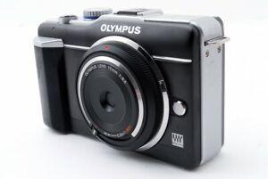 OLYMPUS PEN Lite E-PL1 12.3MP 15mm Lens Set [Exc+++] w/8GB SD Card [716]